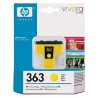 HP CARTUCHO AMARILLO Nº363 500 PAG.