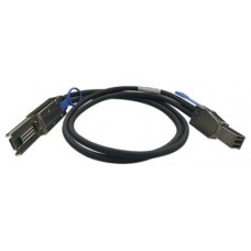 QNAP CAB-SAS30M-8644-8088 1m Negro cable Serial Attached SCSI (SAS) (Espera 2 dias)