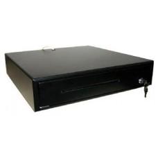 CAJON PORTAMONEDAS 41X41CM NEGRO USB (Espera 4 dias)