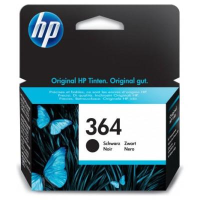 HP 364 CARTUCHO DE TINTA NEGRO HP364 (CB316EE#ABE) (Espera 4 dias)