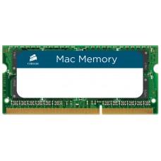 MEMORIA SODIMM DDR3 4GB PC3-8500 1066MHZ CORSAIR MAC