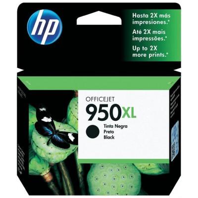 CARTUCHO DE TINTA HP Nº950XL NEGRO /OFFICEJET PRO 8100/8600  (CN045AE) (Espera 4 dias)