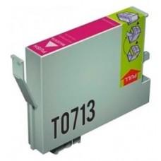 CARTUCHO GENERICO COMP. EPSON T0713 MAGENTA T0713 (Espera 4 dias)