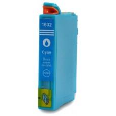 CARTUCHO GENERICO COMP. EPSON T1632 T1612 16XL CYAN (Espera 4 dias)