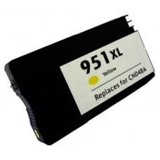 CARTUCHO COMP. HP Nº951XL AMARILLO CN048AE 26 ML
