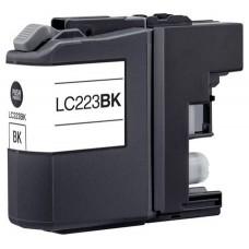 CARTUCHO COMP. BROTHER LC223 V2 NEGRO 16,6 ML