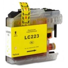 CARTUCHO COMP. BROTHER LC223C AMARILLO  9 ML