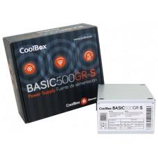FUENTE DE ALIMENTACION COOLBOX SFX BASIC 500GR-S