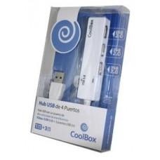 CoolBox HUB USB (1 x USB3.0 + 3 x USB2.0)