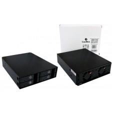 """HOT-SWAP 4x2.5"""""""" SATA SRM-44500 COOLBOX (Espera 4 dias)"""