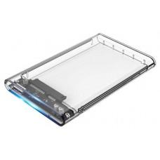 """CAJA HDD COOLBOX STA2533 2.5"""" SATA USB3.0"""