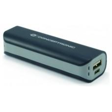 POWERBANK CONCEPTRONIC 2.200mAh  1PTO USB (5V/1A)