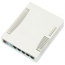 SWITCH MIKROTIK RB260GS CSS106-5G-1S