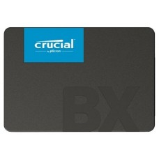 CRUCIAL SSD BX500 120GB, SATA3, 2.5  540R/500W (Espera 3 dias)