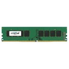 MEMORIA DDR4  4GB PC4-19200 2400MHZ CRUCIAL 1.2V