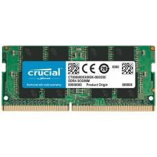 SODIMM 4GB 2666MHz CRUCIAL CT4G4SFS8266  (DDR4)
