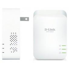 KIT 2 PLC/POWERLINE D-LINK DHP-601AV 1RJ45/1200MBPS