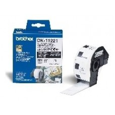 ETIQUETAS BROTHER 23X23MM PAPEL 1000 UDS