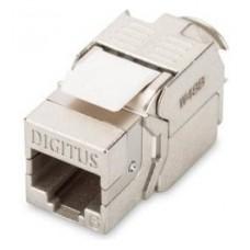 CONECTOR DIGITUS CAT6 APANTALLADO 250MHZ, MONTJE SIN HERRAMIENTAS