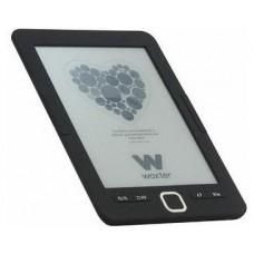 """E-BOOK WOXTER SCRIBA 195 6"""" 4GB E-INK NEGRO"""