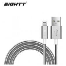 Eightt - Cable USB a Iphone - 1.0M - Trenzado de Nylon