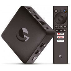 RECEPTOR ANDROID TV ENGEL EN1015K LICENCIA GOOGLE 4K