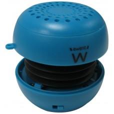 Ewent eBubble Altavoz monofónico portátil Azul 3 W (Espera 4 dias)