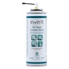 Ewent EW5615 kit de limpieza para computadora Espray para limpieza de equipos 200 ml (Espera 4 dias)