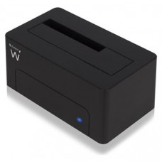 Ewent EW7012 Dock Station Dual 2.5-3.5 USB 3.0