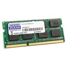 MODULO MEMORIA RAM S/O DDR3 4GB PC1333 GOODRAM