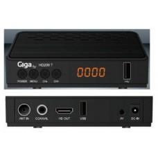 TDT GIGA TV HD209 T HD Y SD-HDMI 1.4-USBX2 (Espera 4 dias)