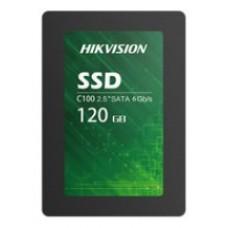 "Hikvision Digital Technology HS-SSD-C100/120G unidad de estado sólido 2.5"" 120 GB Serial ATA III 3D TLC (Espera 4 dias)"