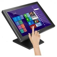 """iggual Monitor LCD táctil MTL15C XGA 15"""" USB"""