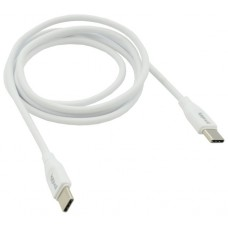 iggual Cable USB-C/USB-C 100 cm blanco Q3.0 3A