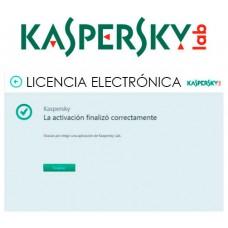 ANTIVIRUS ESD KASPERSKY 1 US INTER SEC RENO LIC ELECTRONI (Espera 4 dias)