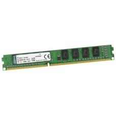 MEMORIA DDR3  4GB PC3-10600 1333MHZ VALUE KINGSTON CL9