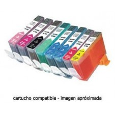 CARTUCHO COMPATIBLE CON BROTHER MFCJ4510DW AMARILLO