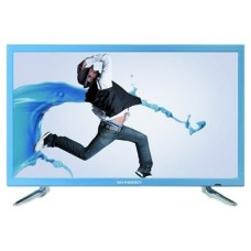 Schneider RAINBOW TV 24 LED HD USB HDMI azul