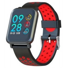 RELOJ SMARTWATCH LEOTEC MULTISPORT HELSE RED PANT