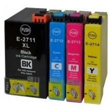 INKOEM Cartucho Compatible Epson T2711 Negro XL