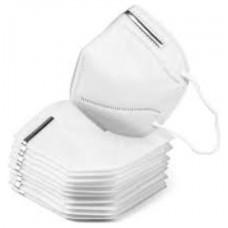 Mascarilla Kn95 Caja 10 Unidades - Blancas