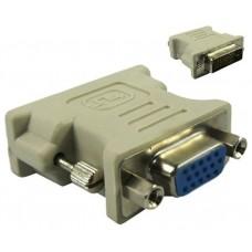 ADAPTADOR DVI-D 24+1 M - VGA 15 H (Espera 4 dias)