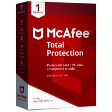 MCAFEE TOTAL PROTECTION 2019 MULTIDISPOSITIVO (1
