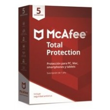 MCAFEE TOTAL PROTECTION 2019 MULTIDISPOSITIVO (5