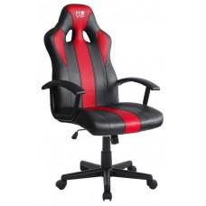 Silla Gaming GM100 Negro/Rojo MUVIP (Espera 2 dias)