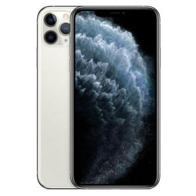 """Apple iPhone 11 Pro Max 16,5 cm (6.5"""") 256 GB SIM doble 4G Plata iOS 13 (Espera 4 dias)"""