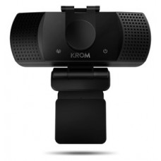 KROM KAM Webcam Gaming 1080p HD
