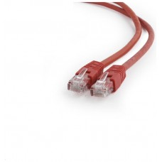 CABLE RED GEMBIRD UTP CAT6 0,25M ROJO