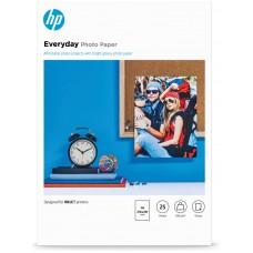HP PAPEL FOTOGRAFICO SATIN A4 210X297MM 25 HOJAS