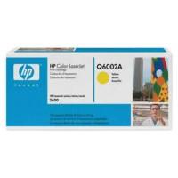 TONER HP Q6002A Nº124A AMARILLO 2.000PAG